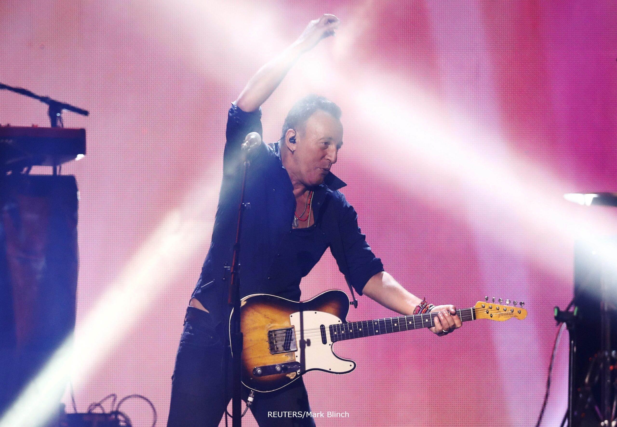 Bruce Springsteen RU