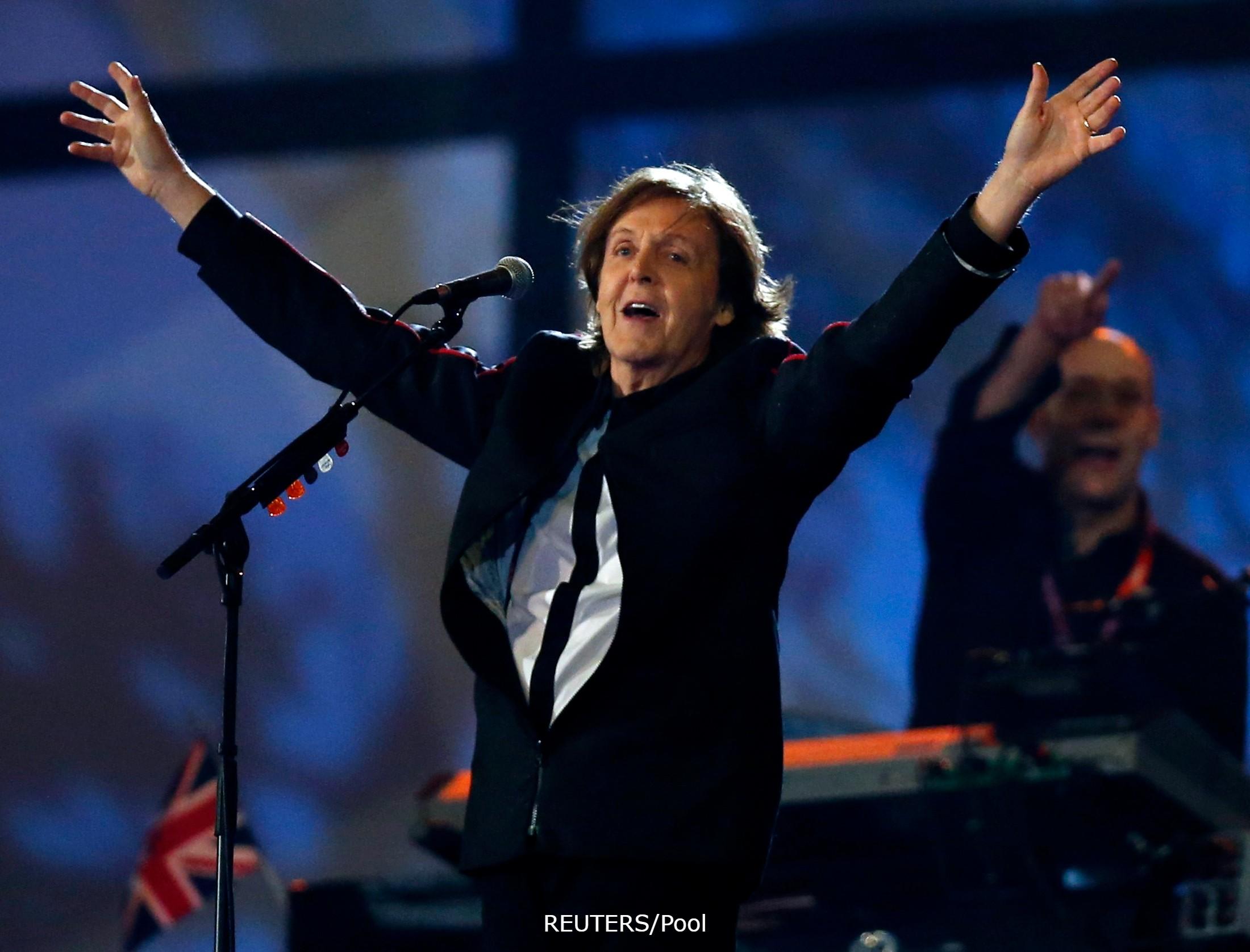 Paul McCartney RU