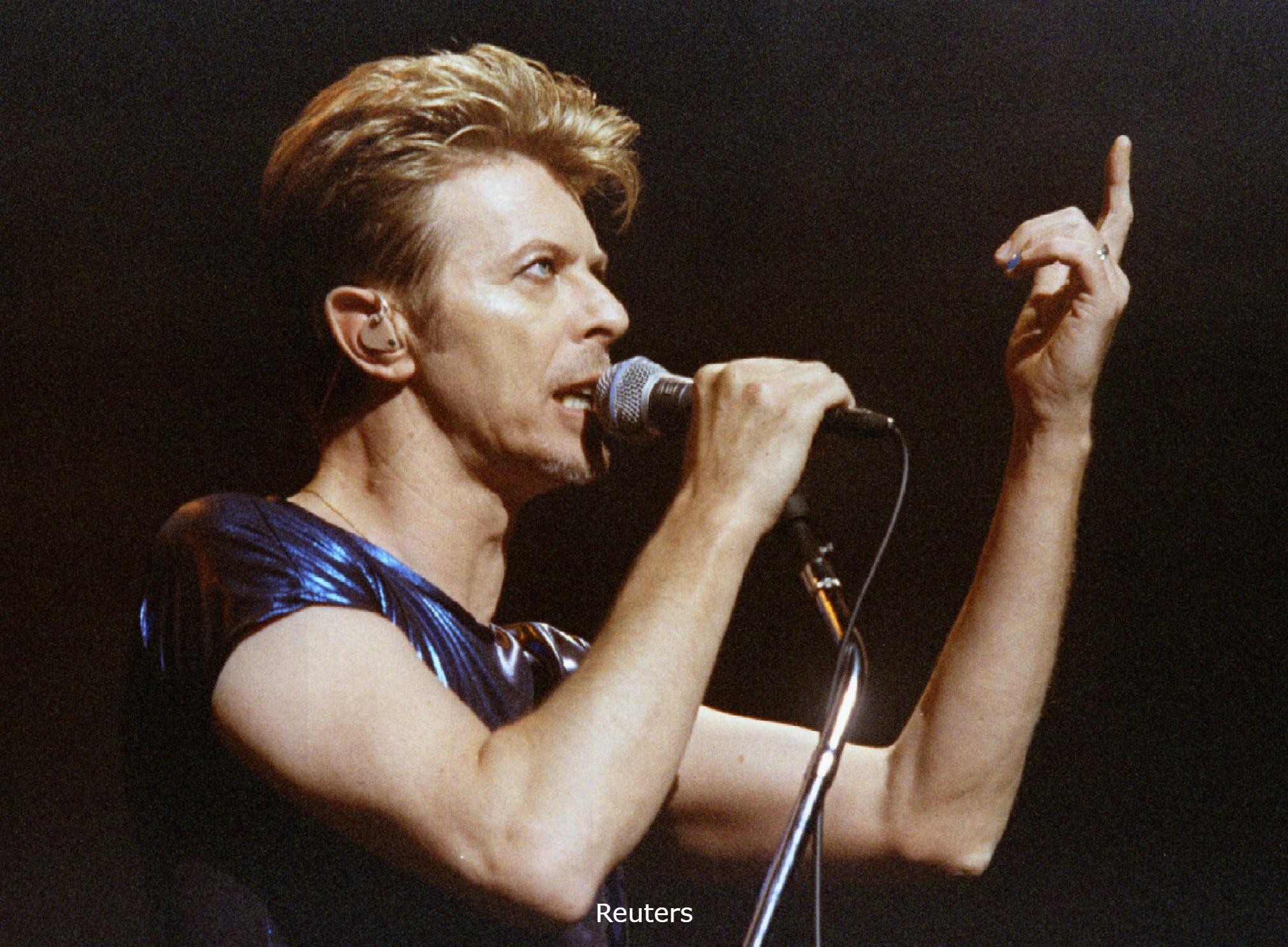 David Bowie RU