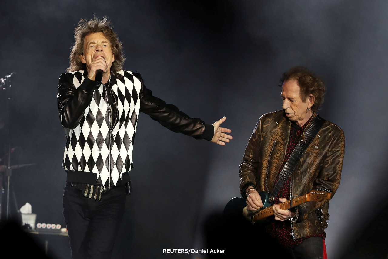 Rolling Stones RU