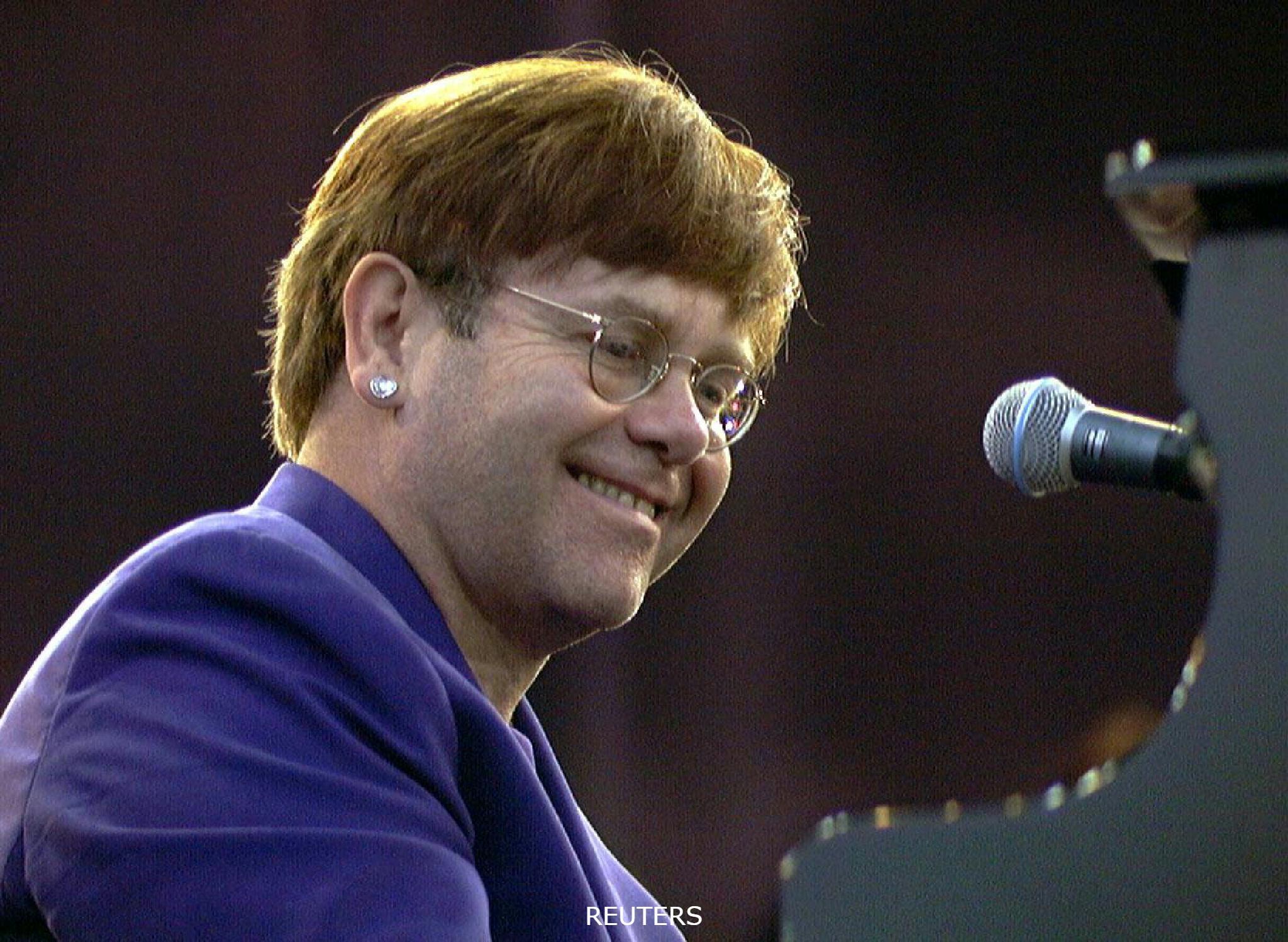 Elton John RU