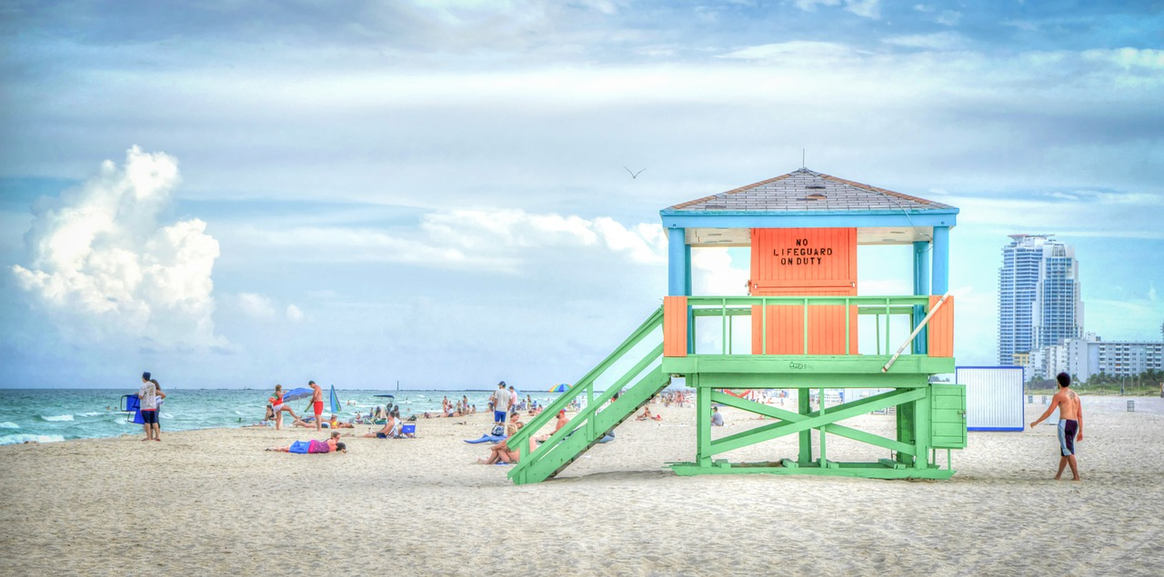 beach lifeguard