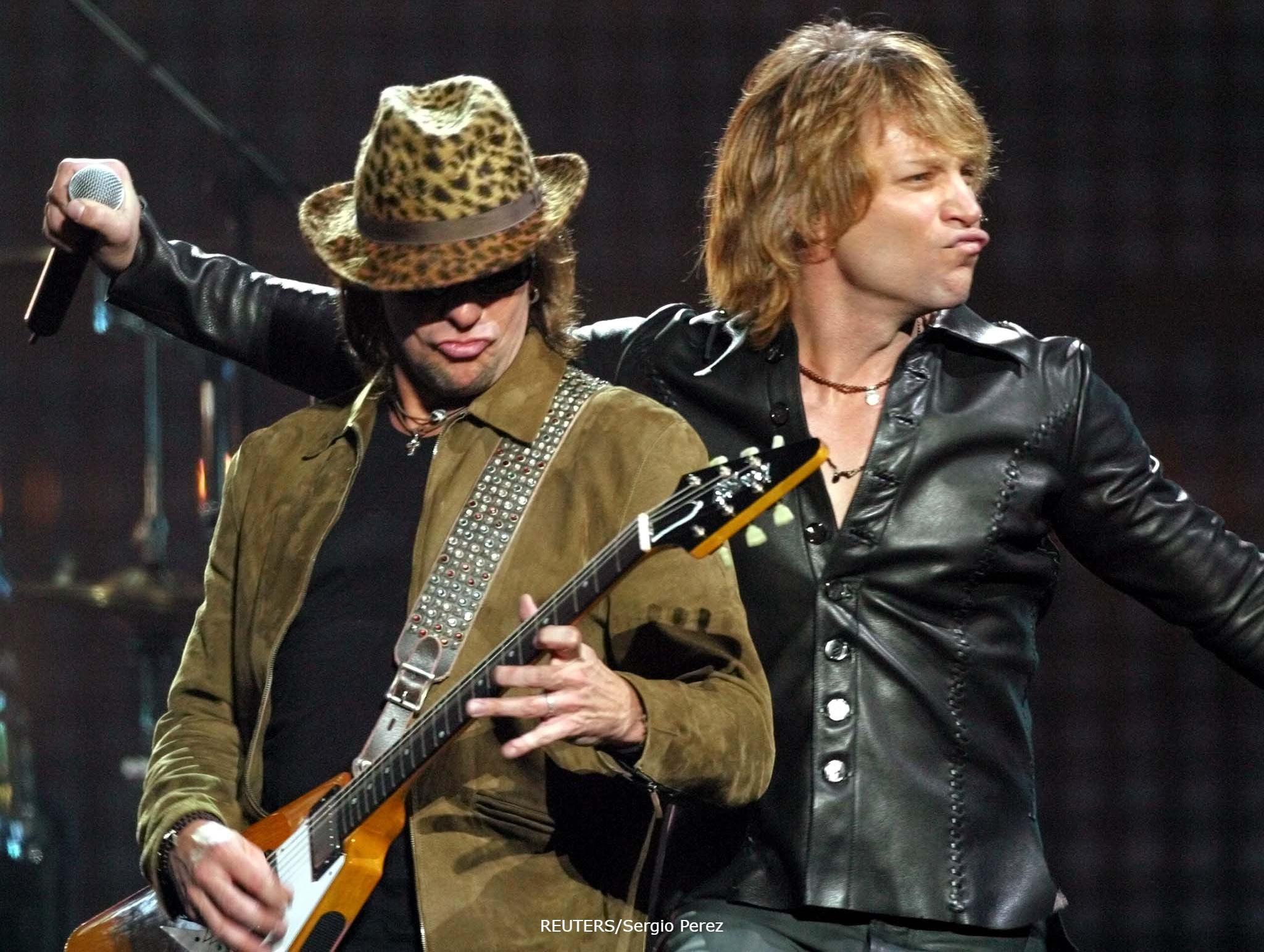 Bon Jovi RU