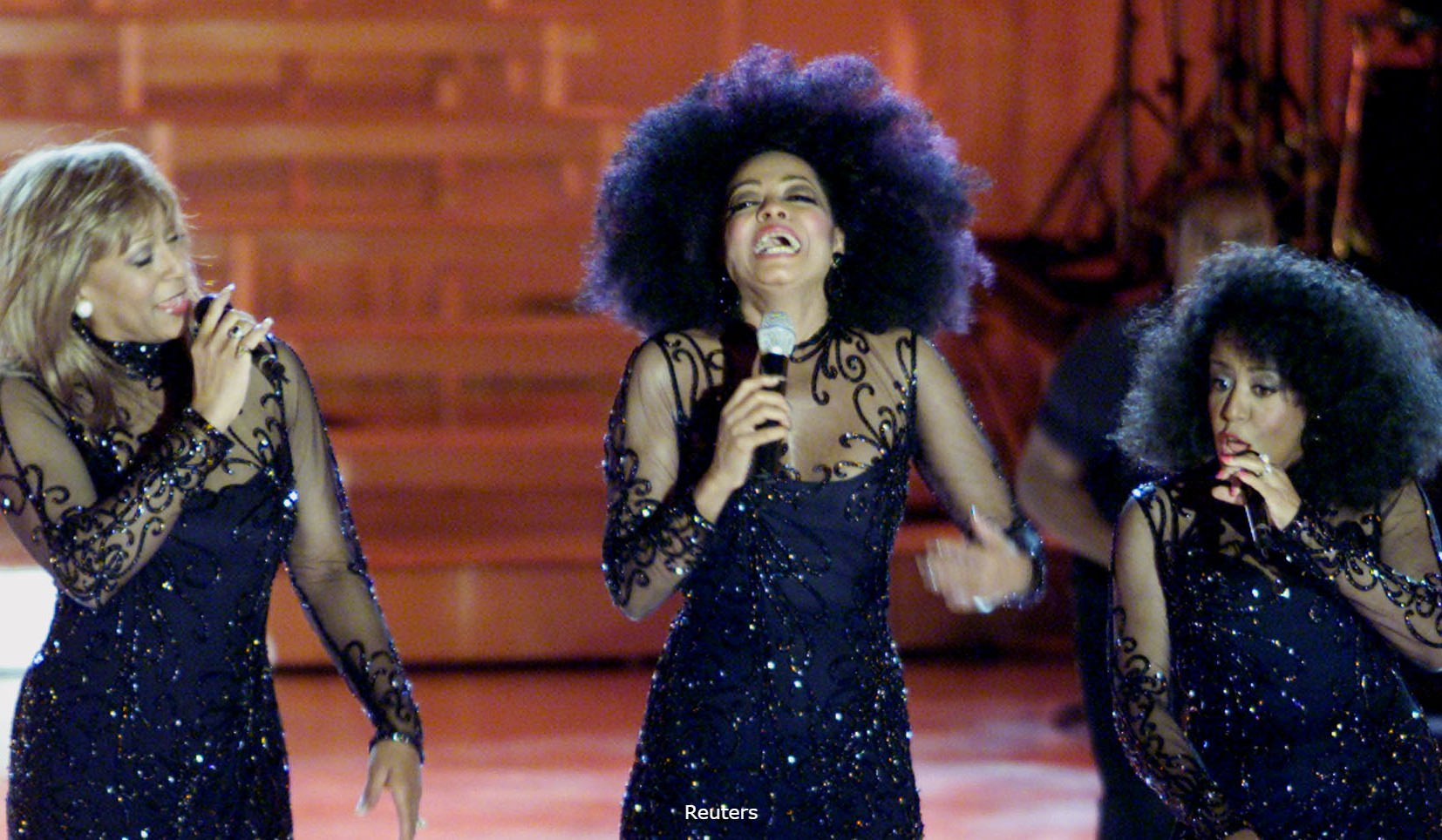 Diana Ross and The Supremes RU