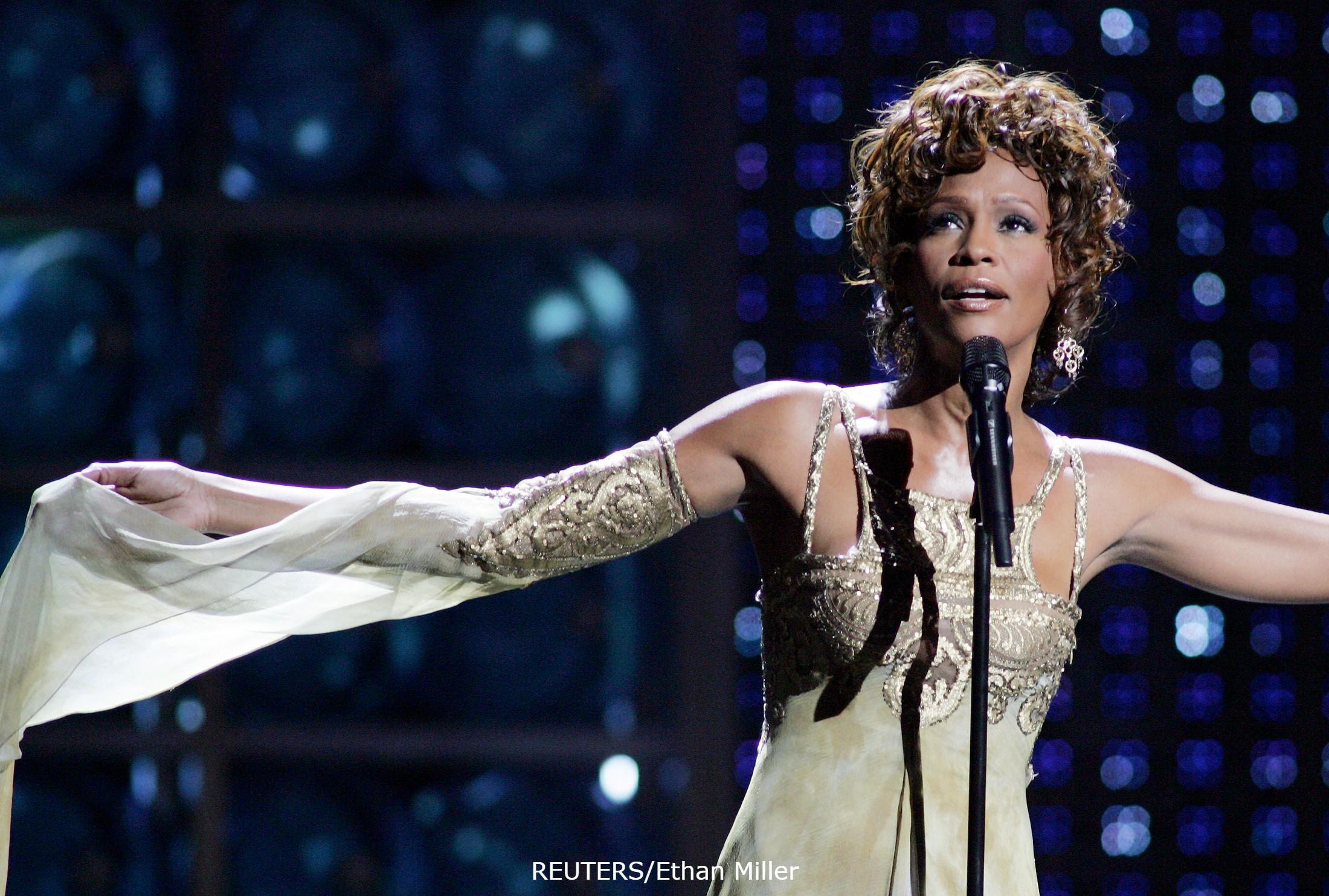 Whitney Houston 2 RU