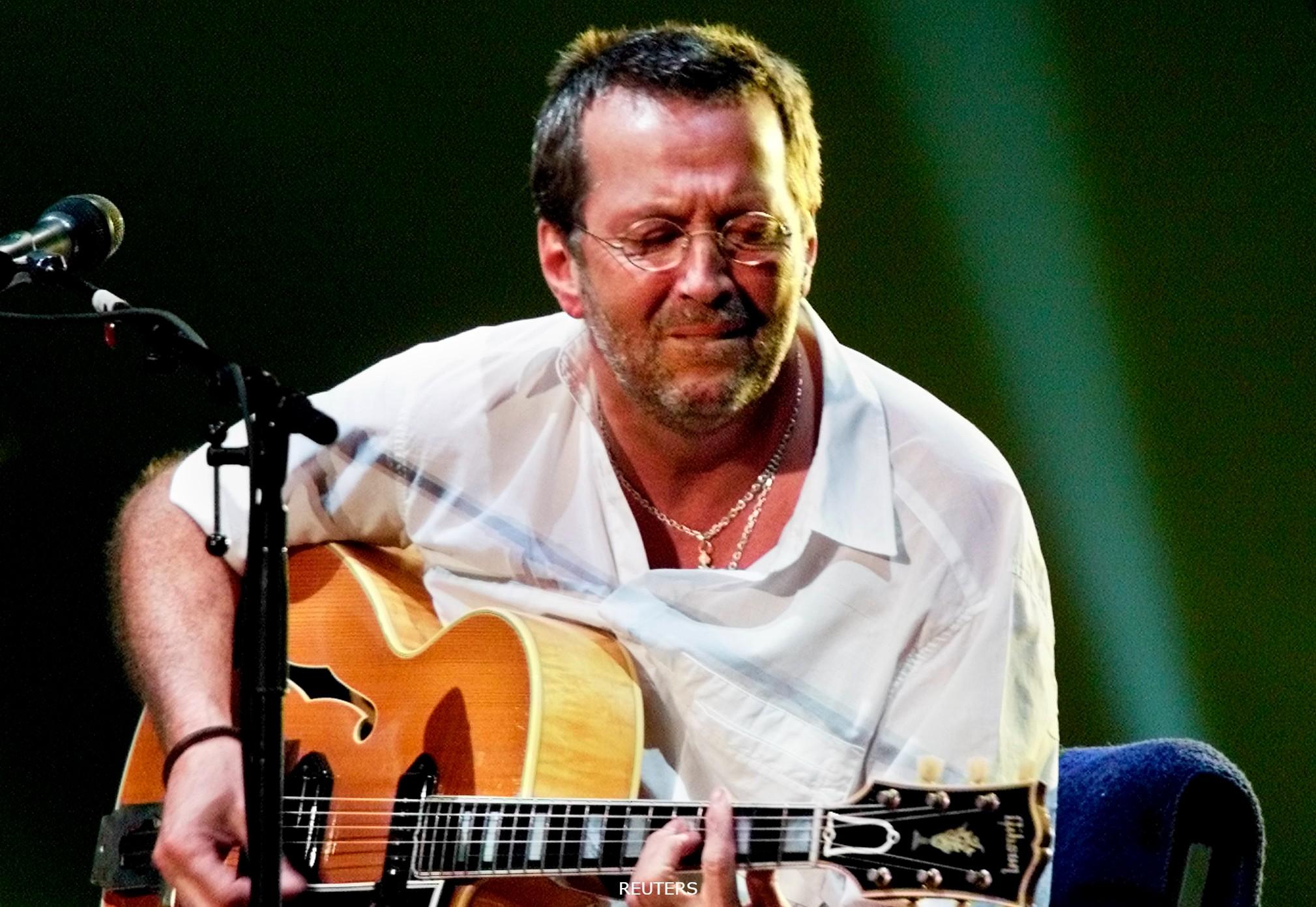 Eric Clapton RU